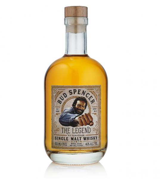 Bud Spencer Single Malt Whisky, 0,7l
