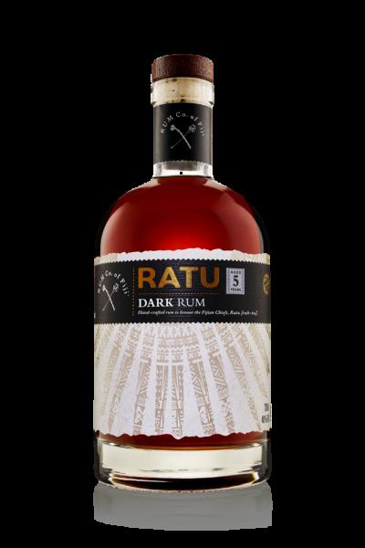 Ratu Dark Rum 5YO, 700ml