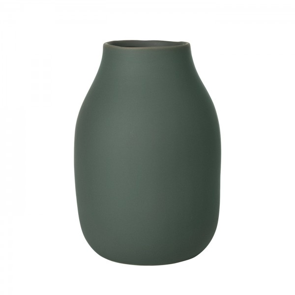 Vase Colora Agave Green L von Blomus