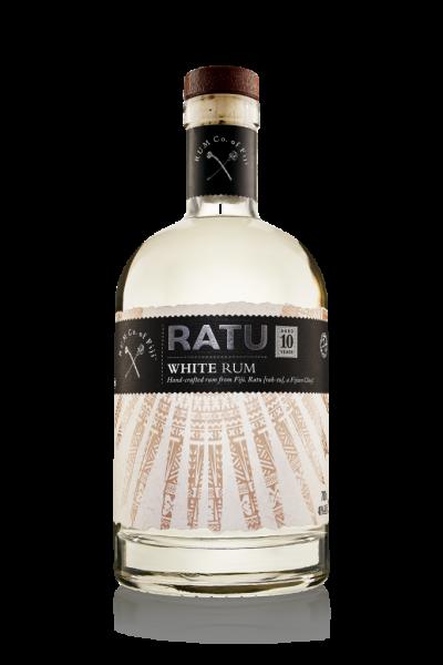 Ratu White Rum 10YO, 700ml