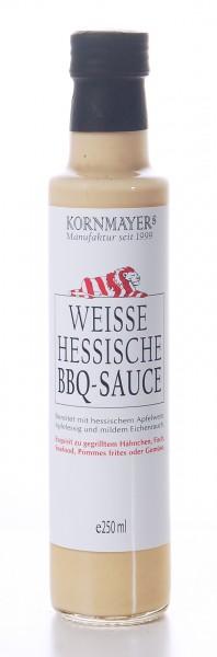 Weiße Hessische BBQ-Sauce