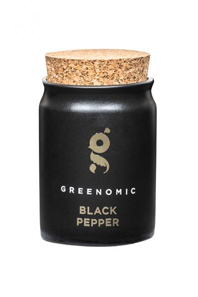 Black Pepper, Gold Design