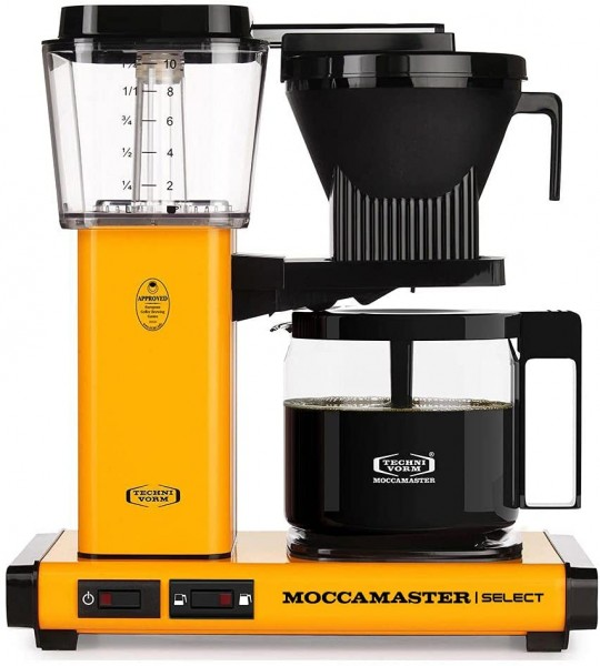 Kaffeeautomat KBG Select Yellow Pepper