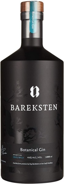 Gin - Bareksten, 700ml