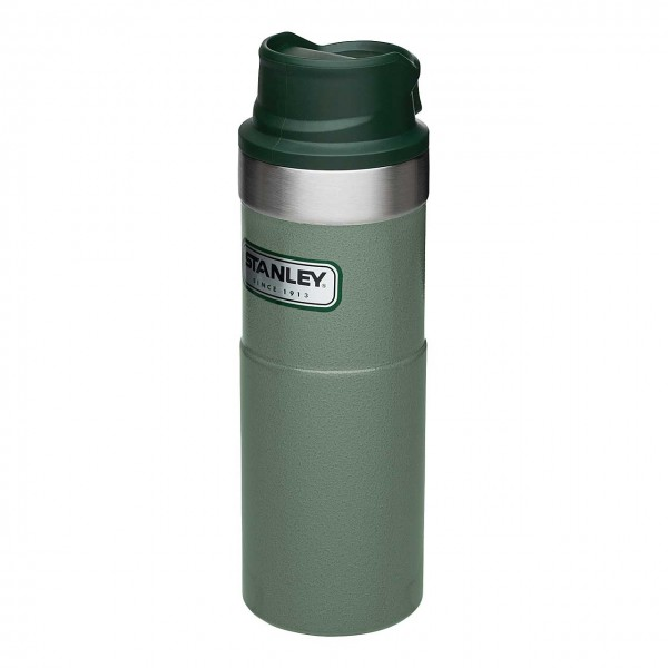 Classic Trigger-Action Travel Mug, in grün, 473 ml