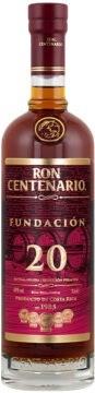 Ron centenario Rum Fundacion 20