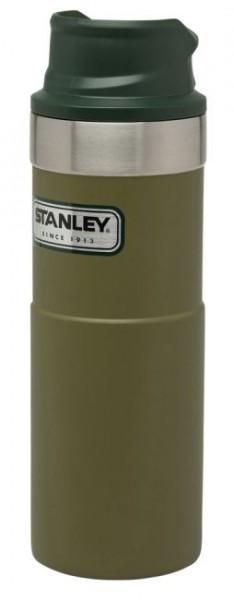 Classic Trigger-Action Travel Mug, olive, 473 ml