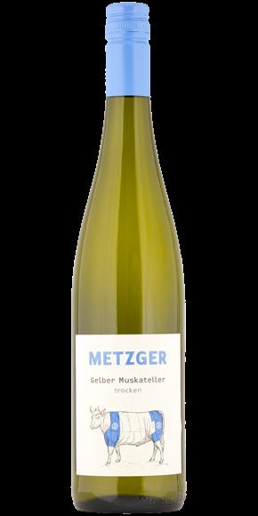 Gelber Muskateller 2019, Metzger, trocken