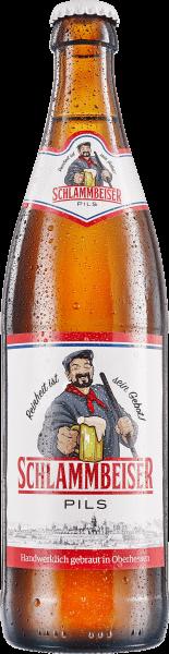 Bier - Schlammbeiser Pils, 0,33l