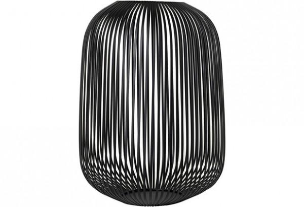 Laterne LITO schwarz, verschiedene Größen