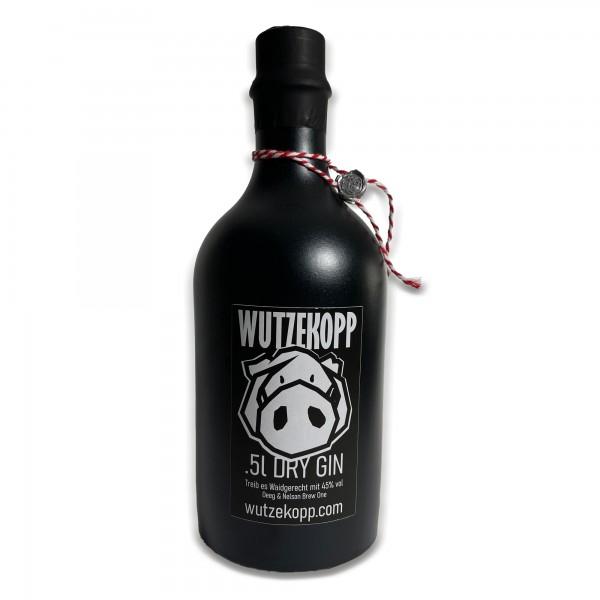 Wutzekopp Dry Gin 500ml