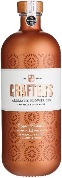 Gin - Crafter's Flower Gin, 700ml