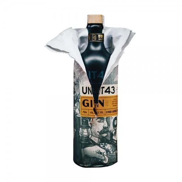 Gin - Unit43 Gin, 700ml