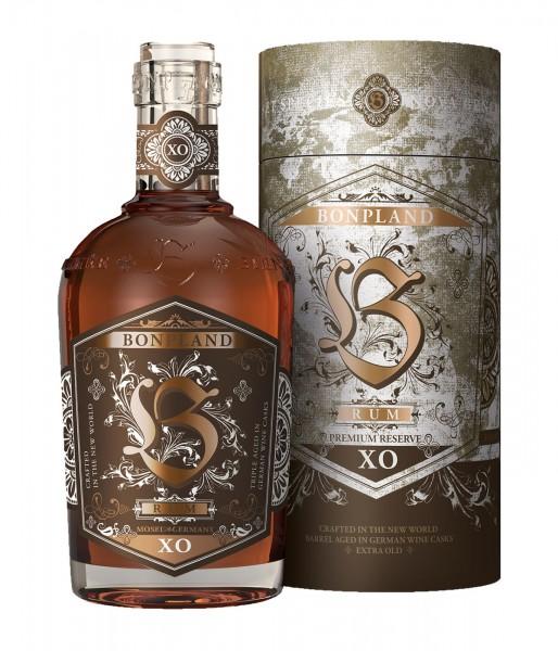 Bonpland Rum XO, 500ml