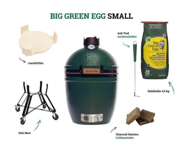 Big Green Egg Small - Starter Kit