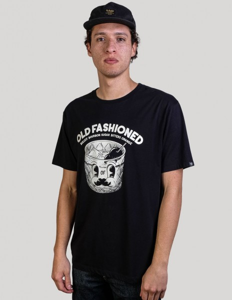 T-Shirt Old Fashioned