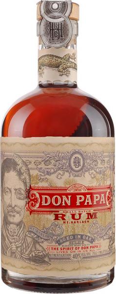Don Papa Rum, 700ml